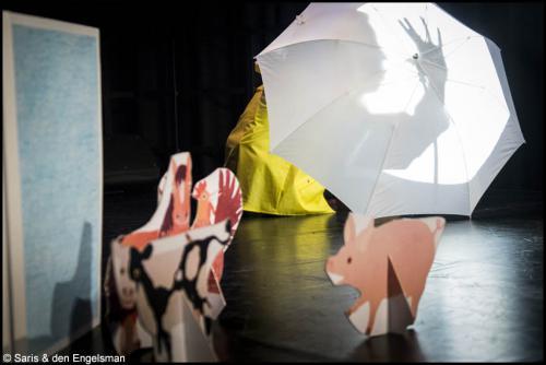 Malou van Sluis - We hebben er een geitje bij - © Saris & den Engelsman